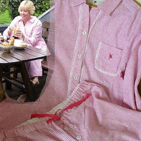 sports shoes e5c46 46e20 Der klassische Flanell Pyjama aus Irland und leichte ...